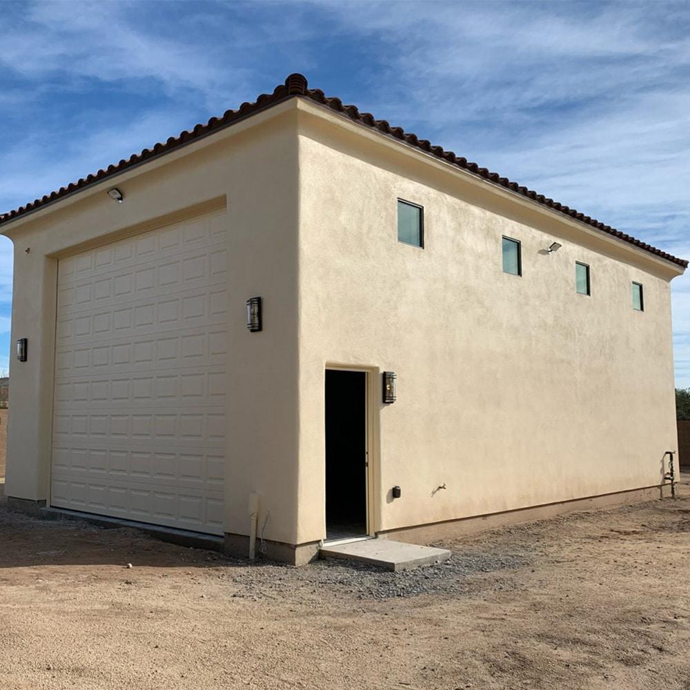 Custom Detached Garage Builders