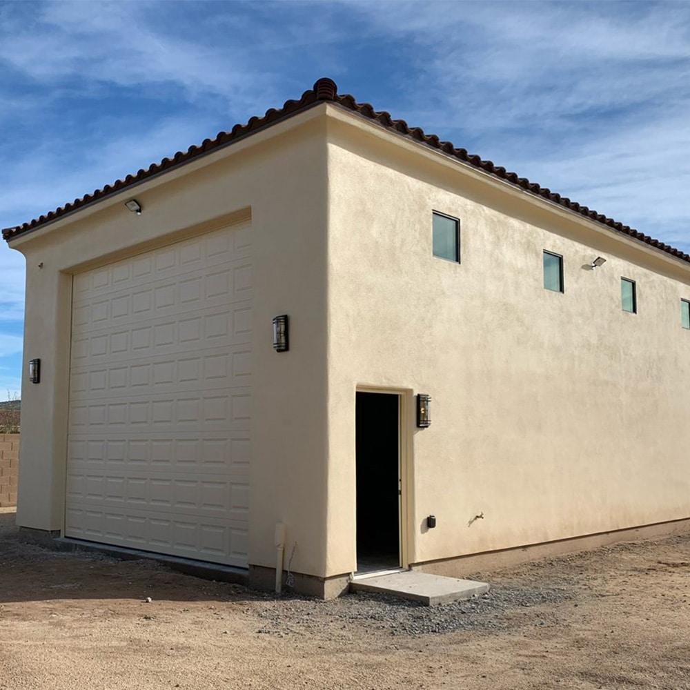 Detached Garage Builders in Arizona