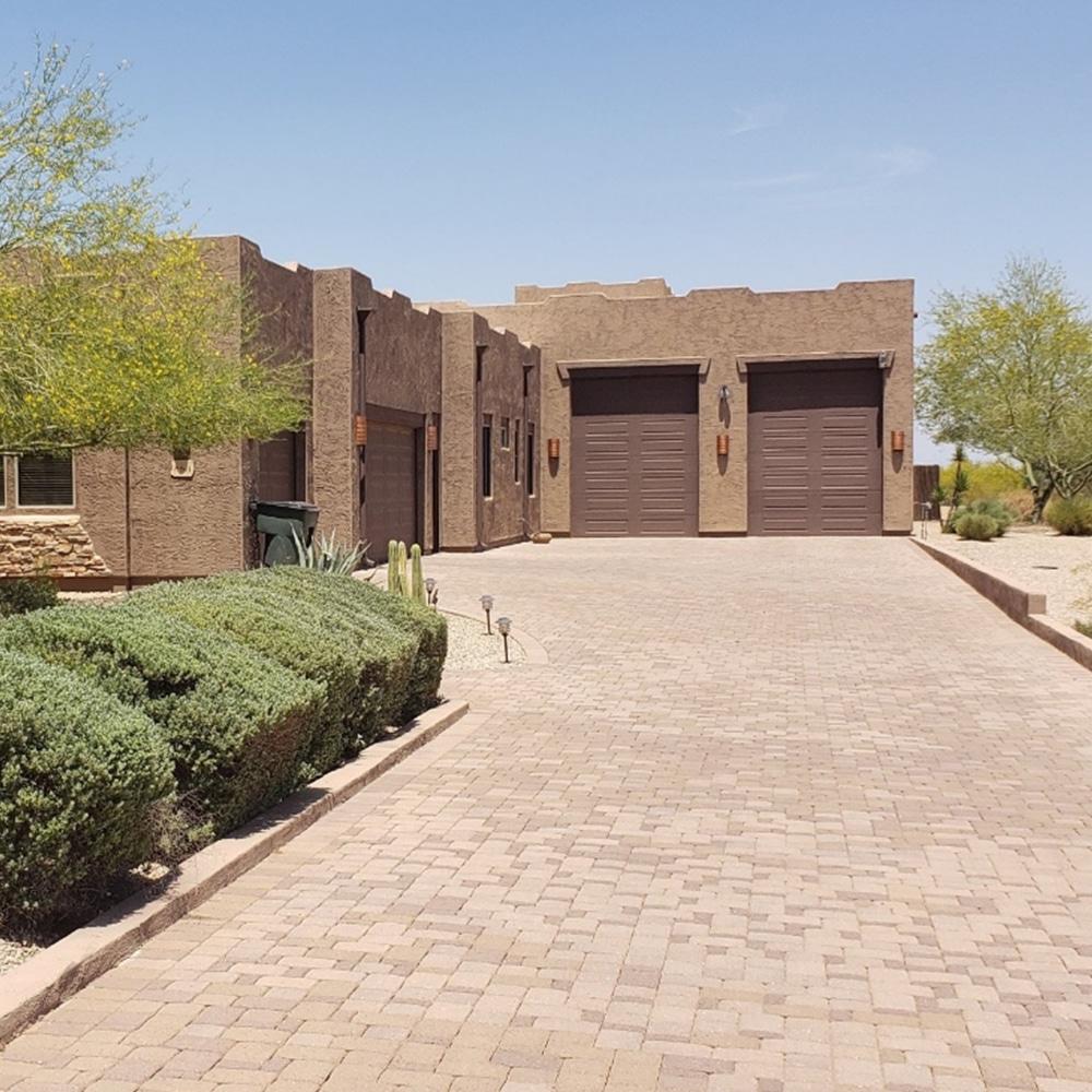 Arizona Attached RV Garage Builders