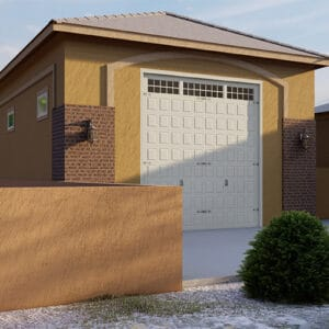 Custom RV Garage Builders Arizona Garage Builders