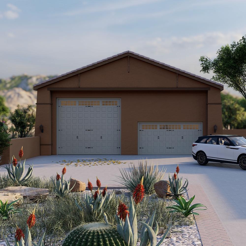 Detached Garage Builders for Multiple Cars