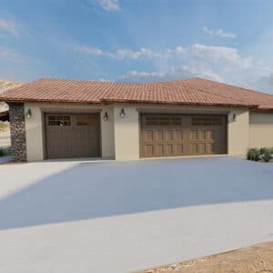 Building Attached Garages in Arizona