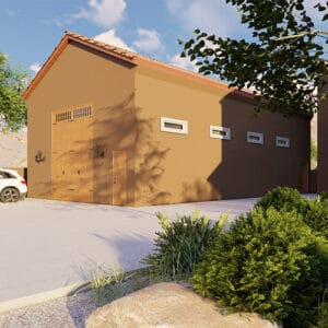 Why Build A Custom Garage in Arizona